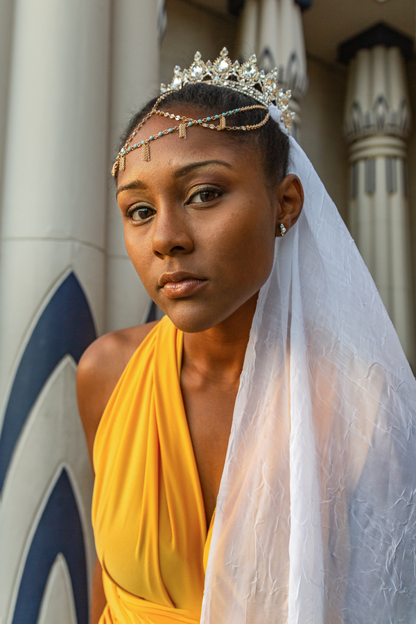 Queen of the Sun | Photo by Amanda Quintana-Bowles • Oralia Creative | Client: Laje Reine