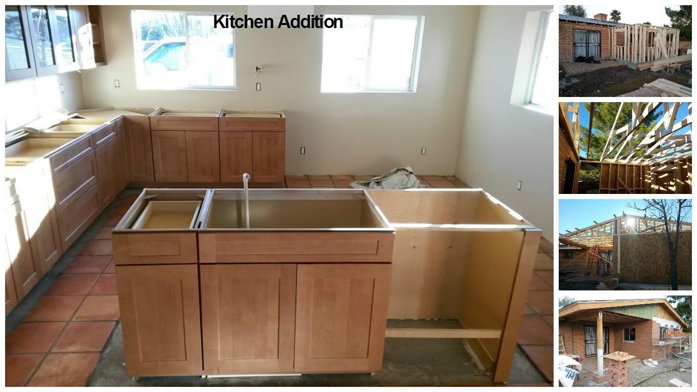 Kitchen Addition Kitchen Addition Porter Construction Services Llc