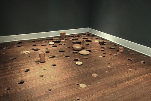 Installation Jean Blackburn