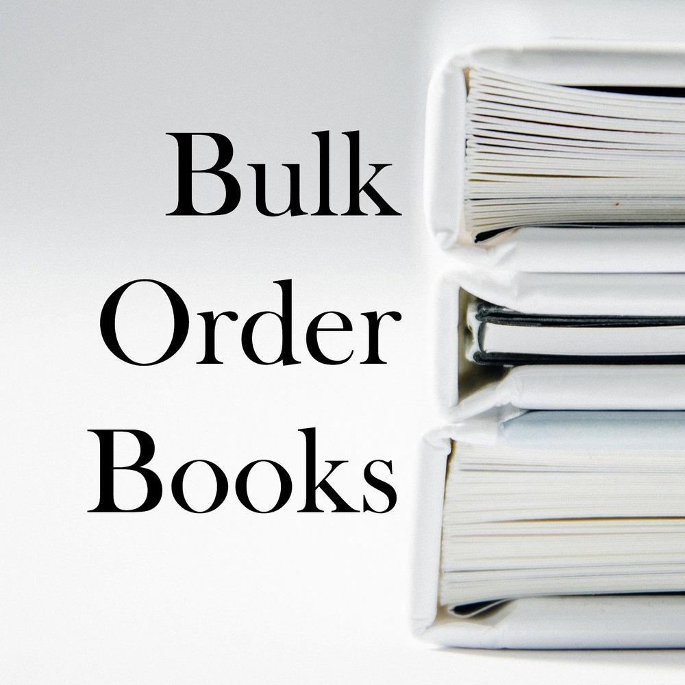 Christian Bulk Order Books