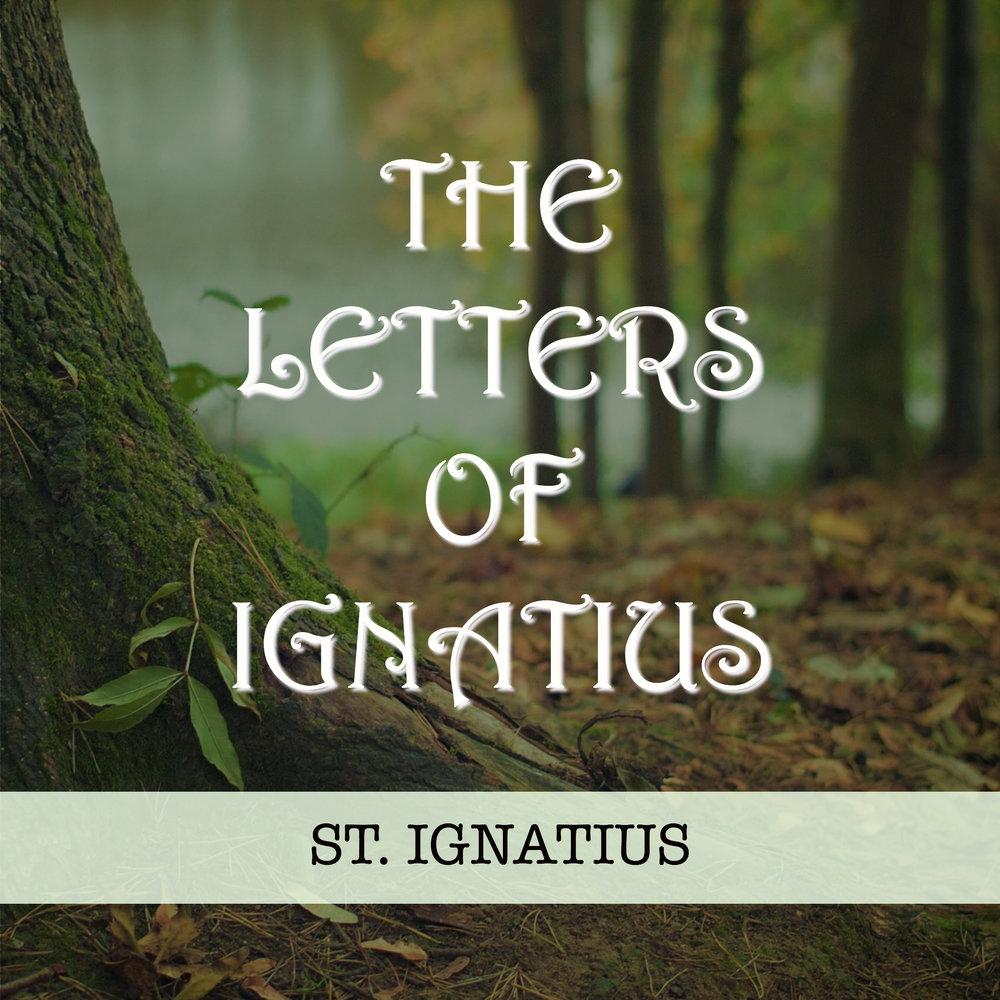 JPEG Audiobook Cover (Letters of Ignatius) .jpg