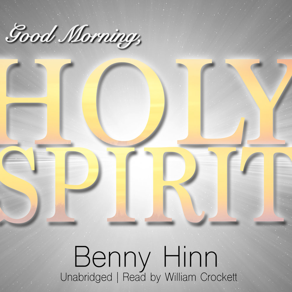 jpeg Good Morning Holy Spirit ACX Cover Art.jpg
