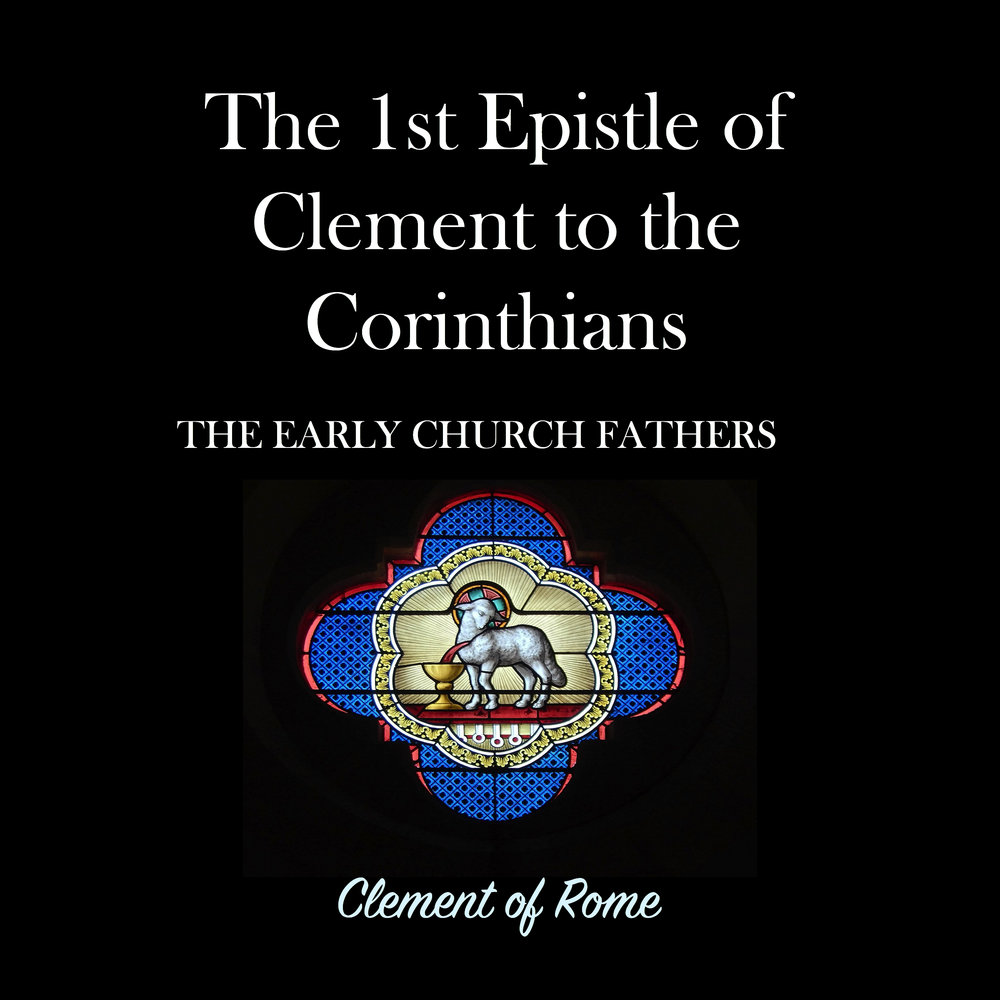 JPEG Audiobook Cover - 1st Clement.jpg
