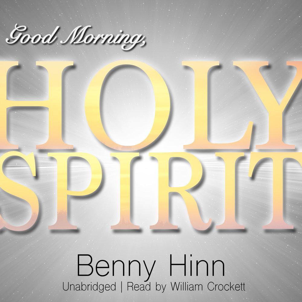 jpeg Good Morning Holy Spirit ACX Cover Art.jpg