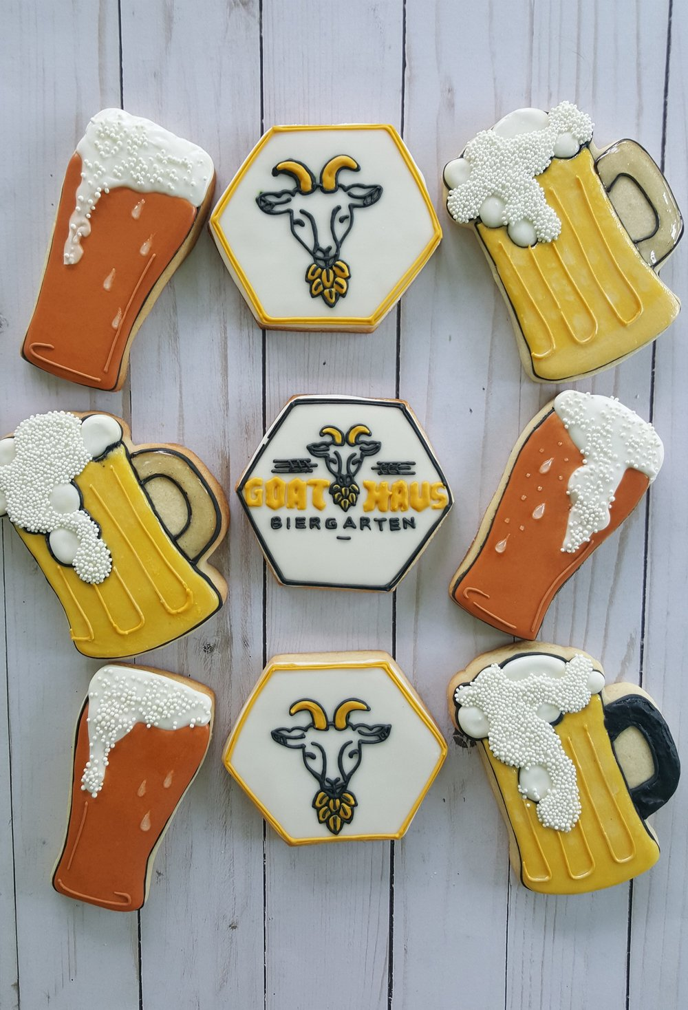 The One that Almost Go(at) Away | How Sweet Cookies | Decorated Sugar Cookies |