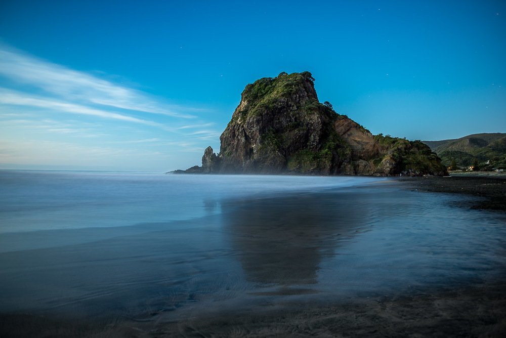 Lion Rock Piha