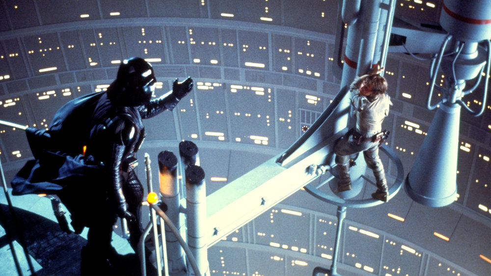 Screenshot from  The Empire Strikes Back