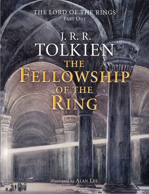Click here to read the entries for The Fellowship of the Ring, Book 1 Chapters 1 - 12.