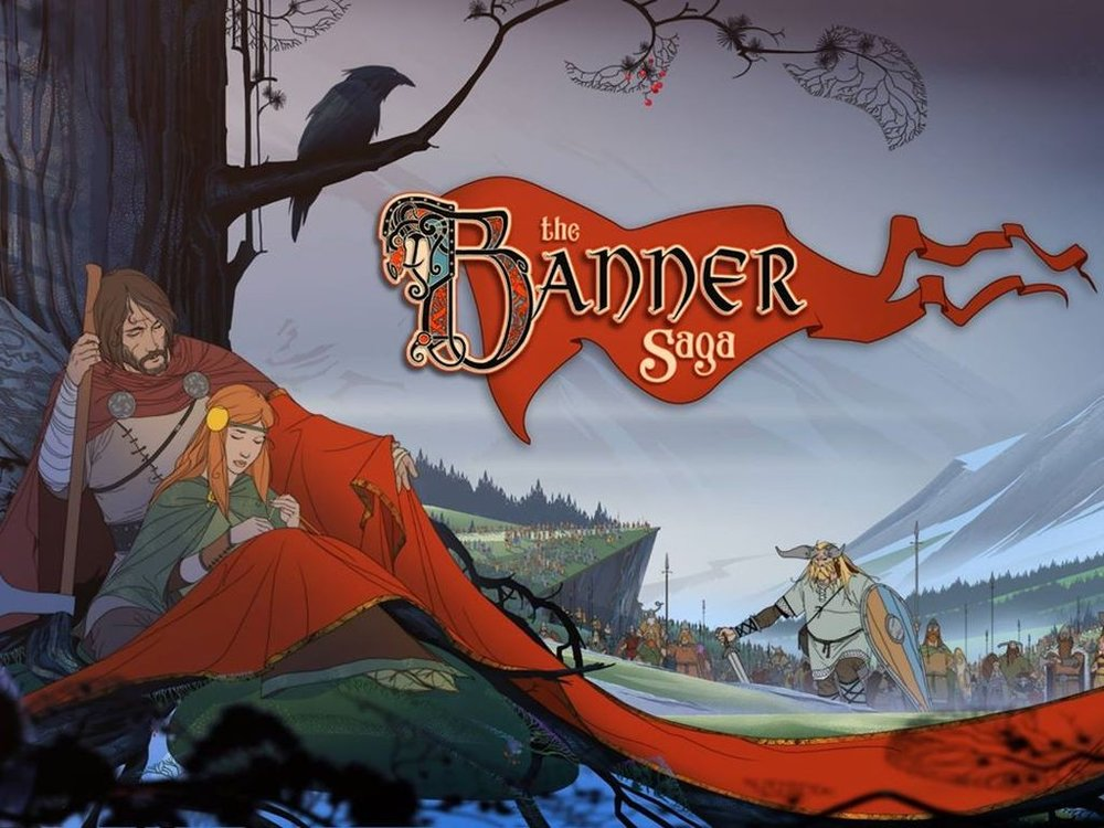 The Banner Saga  (source:  Stoic )
