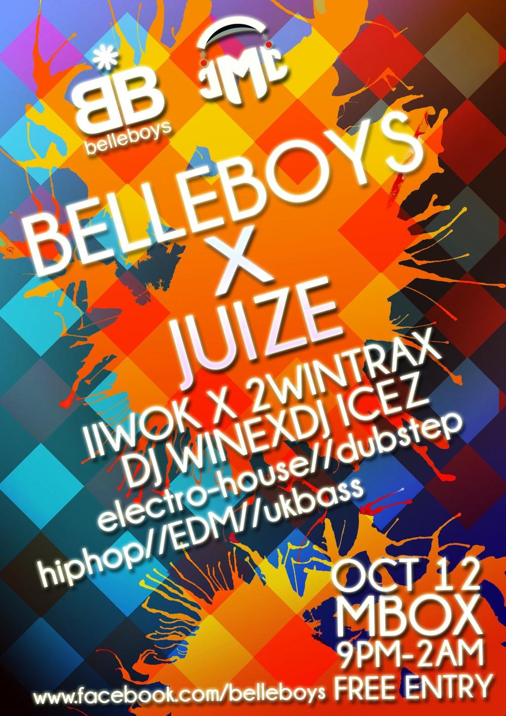 BelleboysxJuize