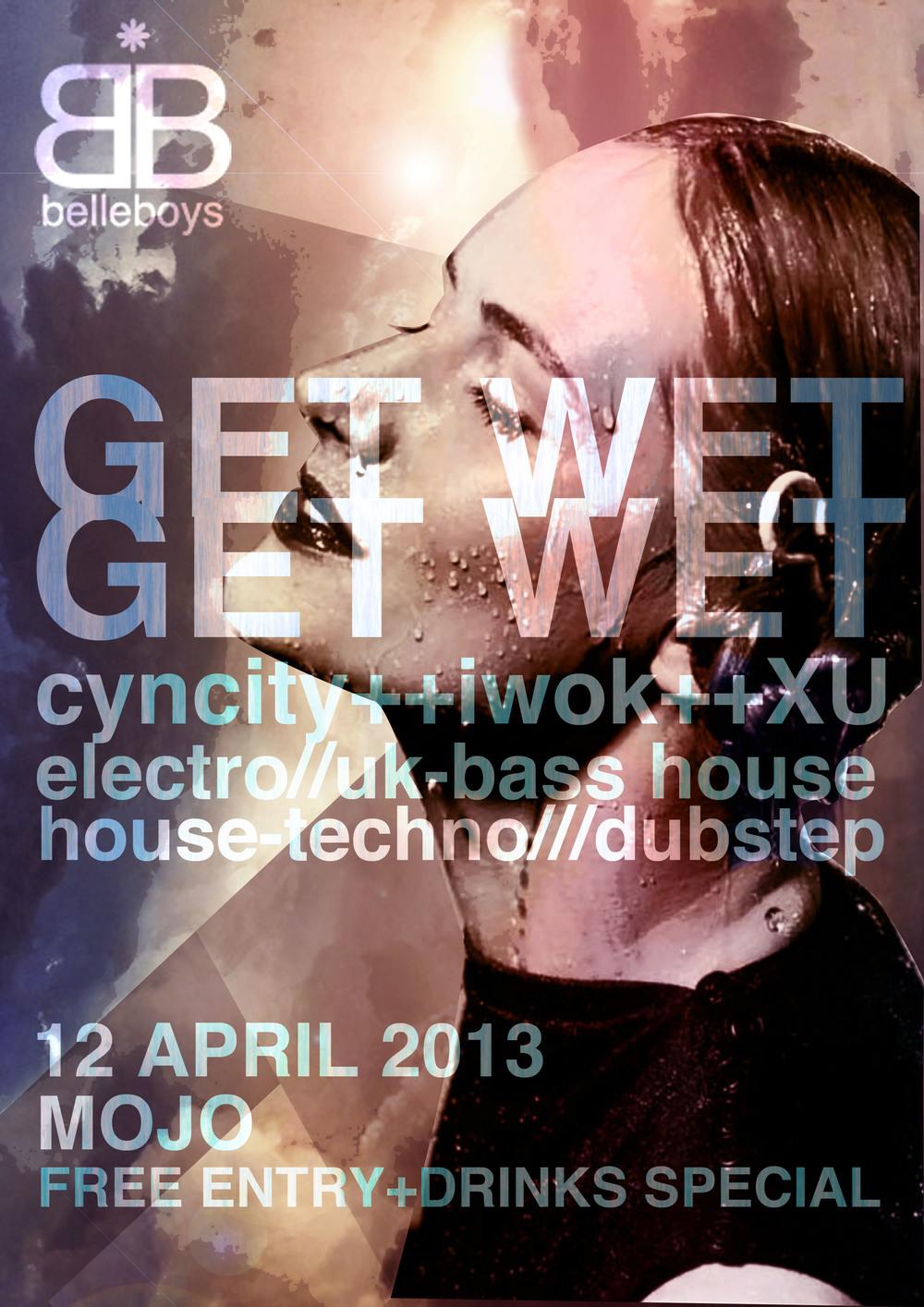 Belleboys: Get Wet