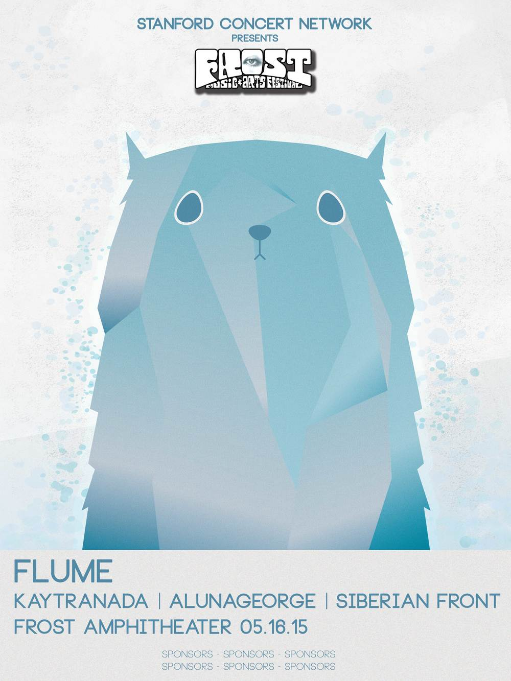 Frost Sample Poster