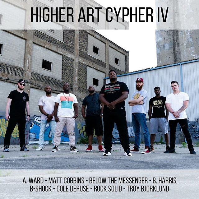 New cypher drops next week featuring yours truly 🙌