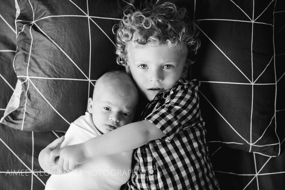 "Theo and Isabelle | He's already mastered ""protective big brother""."