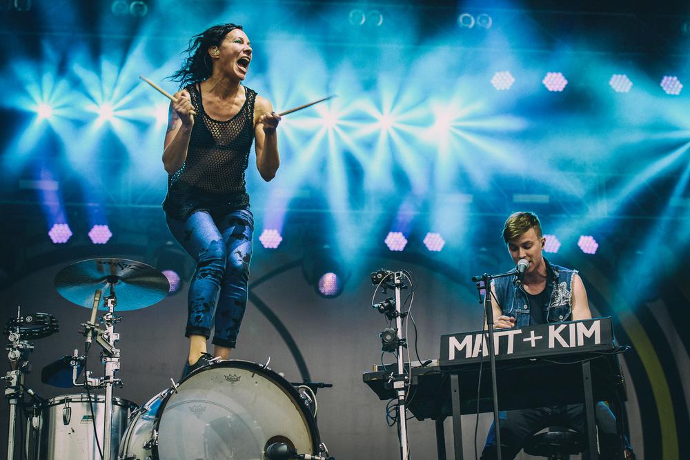 MATT + KIM