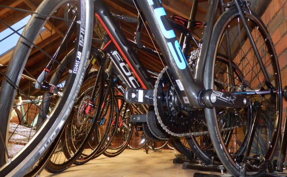 Focus Bikes, Wilier Bikes, Storck Bikes, Van Nicholas Bikes, Cipollini Bikes, Sarto Bikes. Assos, Brooks, FIZIK, ENVE,