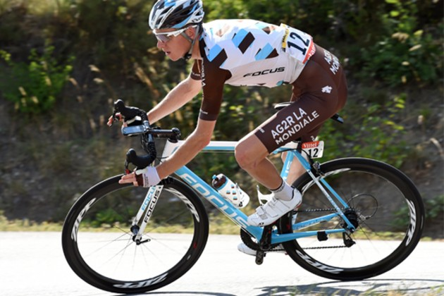 Romain Bardet Focus Izalco Max Carbon Race Bike