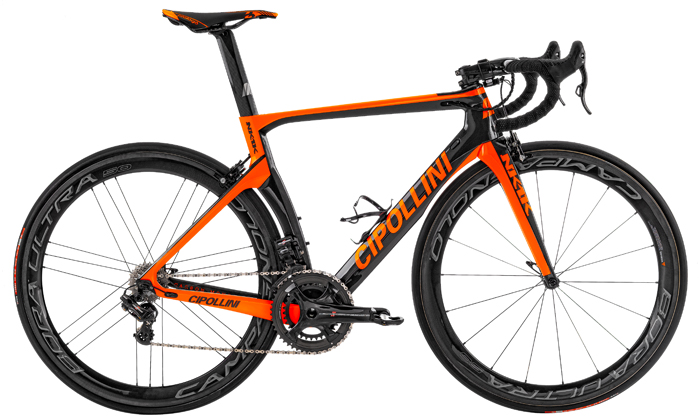 NK1K Frameset Orange £4400