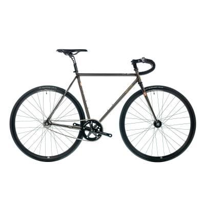 Mash Work Steel Singlespeed Bike