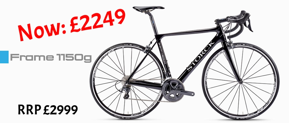 Aernario Comp Bike from £2749