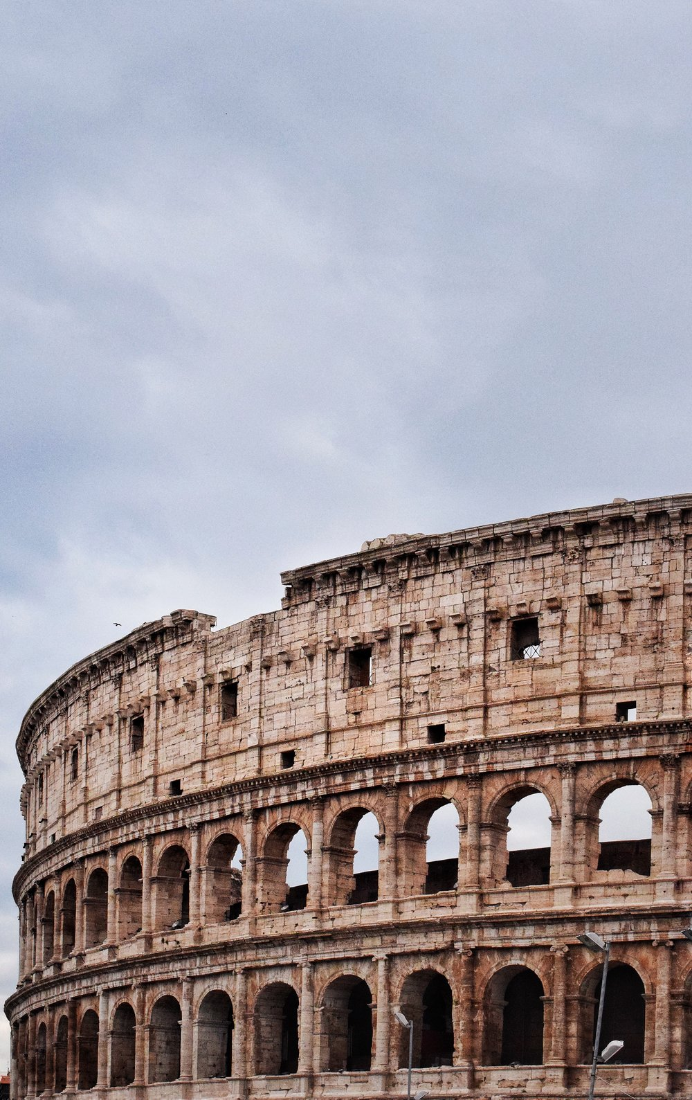 Colosseum-Rome-Brown-Leather-Book