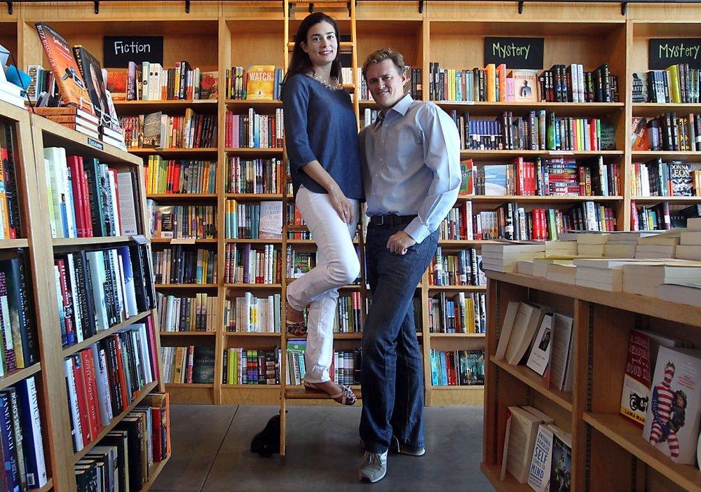 la mamma e il papà di Goodreads.