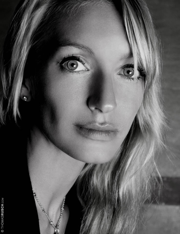 La bellissima Lisa Hilton