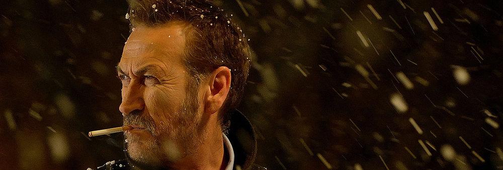 Rocco Schiavone interpretato da Marco Giallini nella serie tv della Rai diretta da Michele Soavi