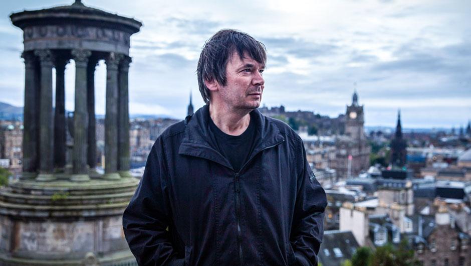 Ian Rankin e la sua bellissima Edimburgo