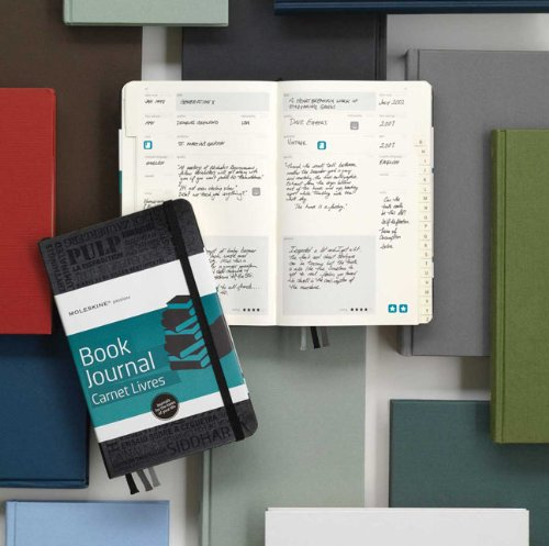 Book Journal di Moleskine