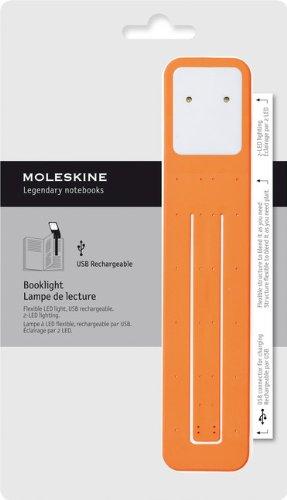 Lampada da lettura di Moleskine