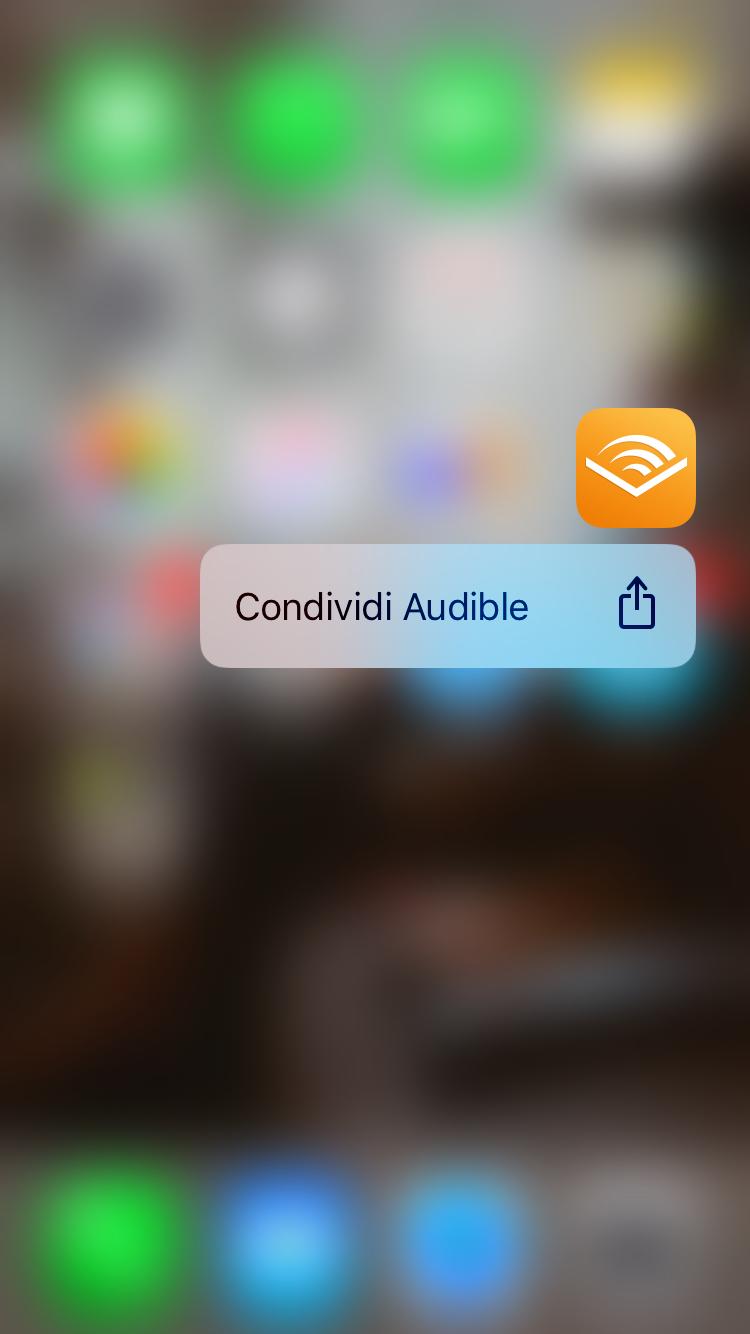 Scaricare la App