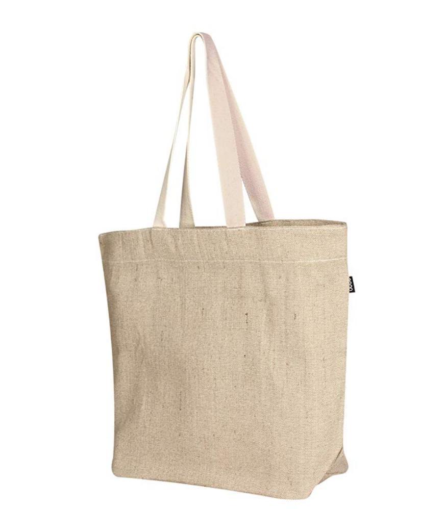 BORSA SPESA RIUTILIZZABILE - Una qualunque borsa o zaino puo essere usata come borsa della spesa. Il vantaggio di questa e la resistenza e la capienza che ti permette di caricarla coinsiderevolmente.