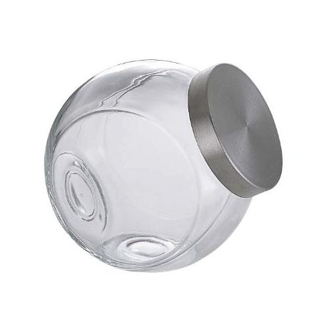 CONTENITORE 5L - Questo io lo uso per conservare i detergenti in polvere per la lavatrice e lavastoviglie che faccio in casa. Sono molto capienti e hanno la bocca larga, quindi puoi anche inilarci una paletta o un dosatore.
