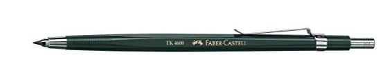 PORTA MINE 2mm - Queste matite meccaniche sono meglio di quelle classiche e molto più durevoli. Le mine da 2mm sono molto resistenti e non si spezzano con facilità