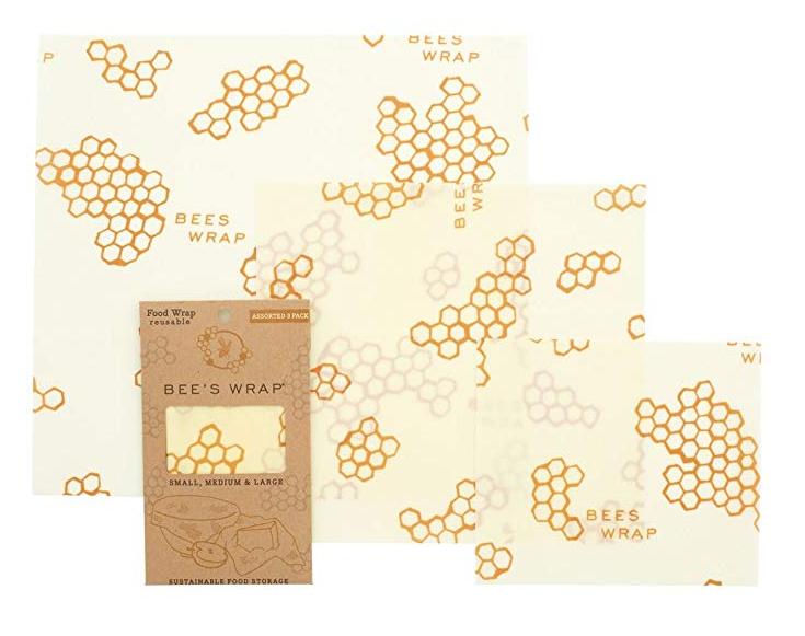 Beeswax wraps -  zero waste