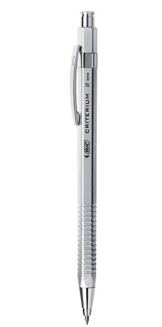 metal mechanical pensil zero waste school supplies