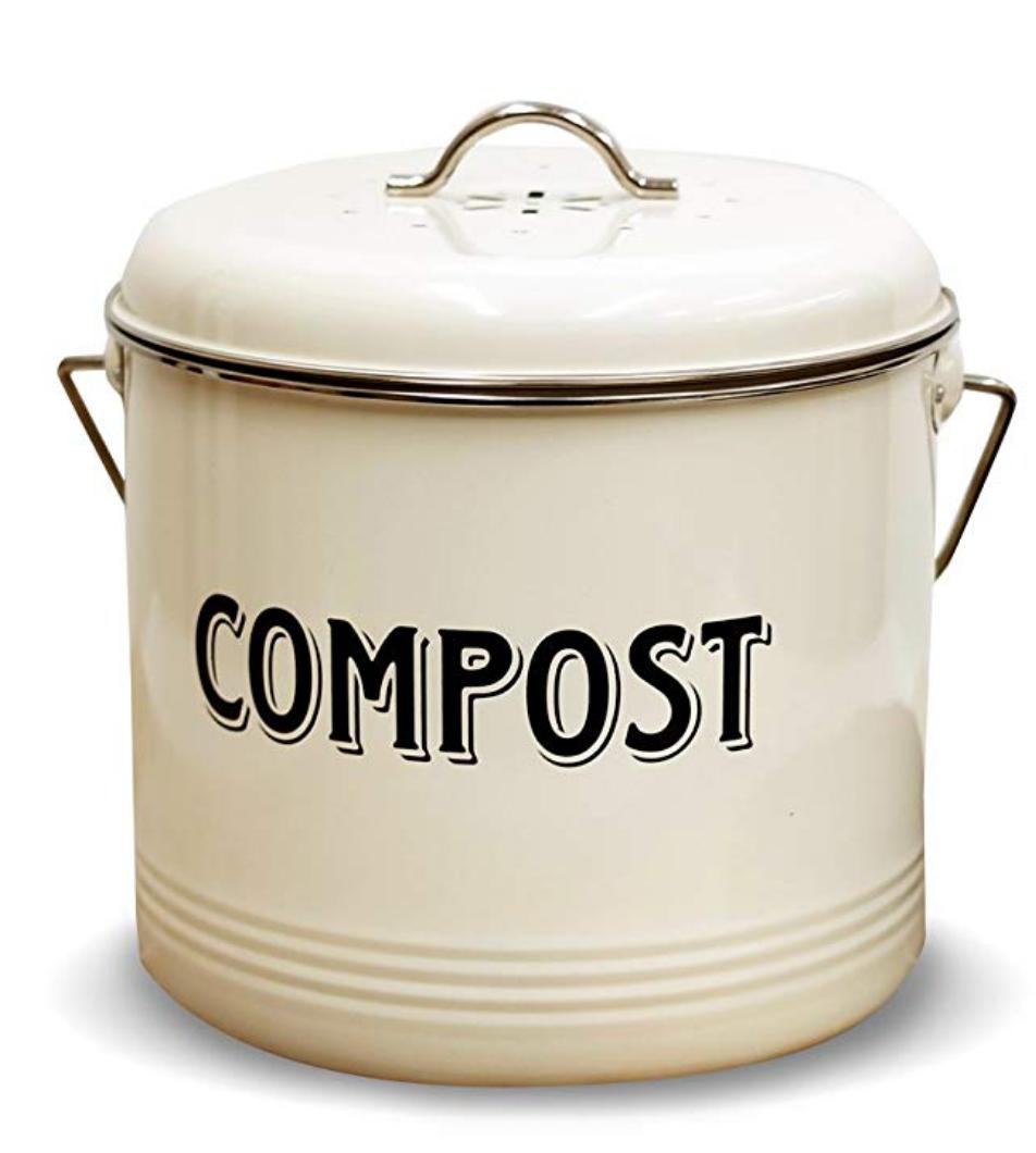 kitchen bench compost