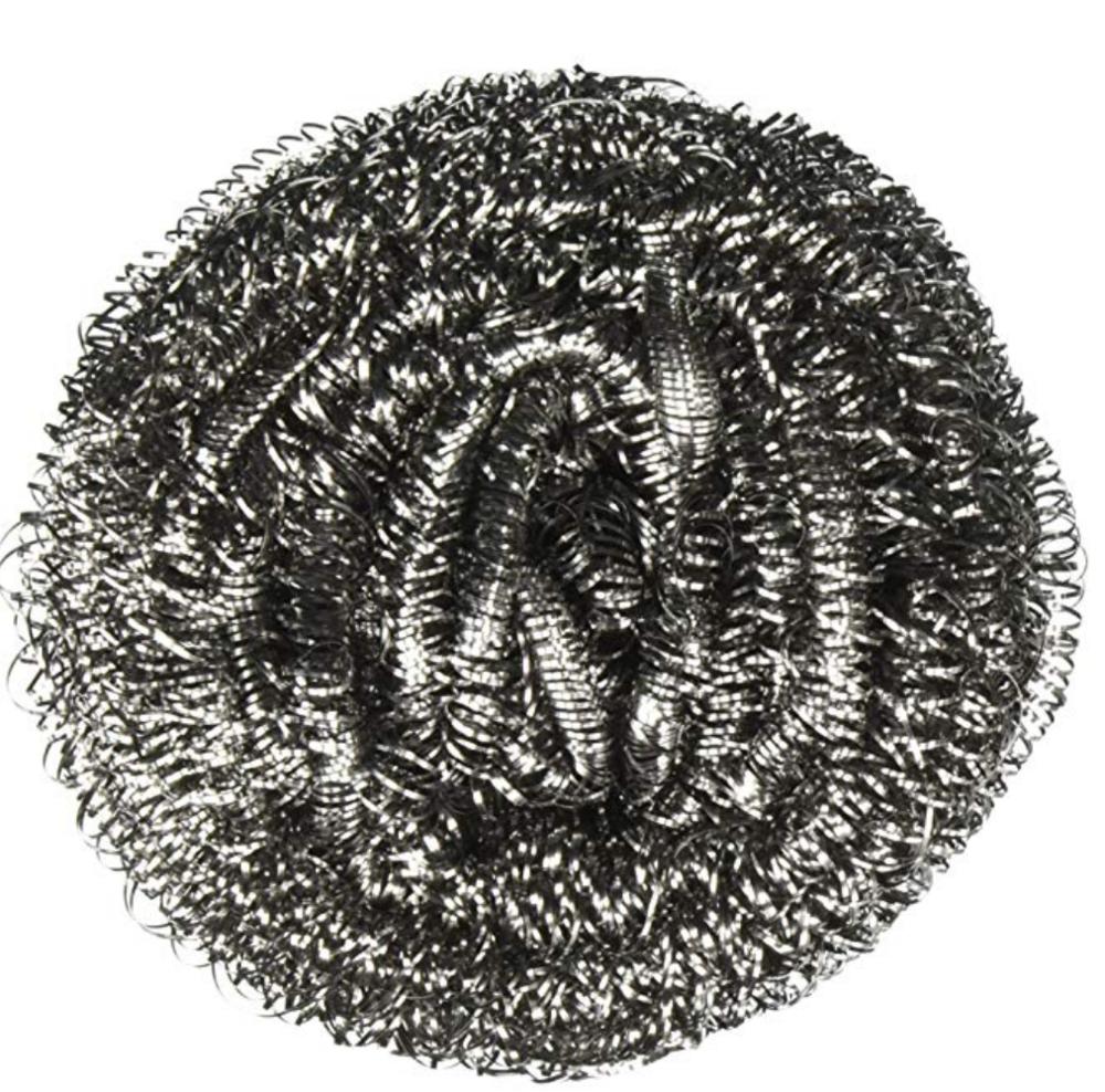 metal scrubber