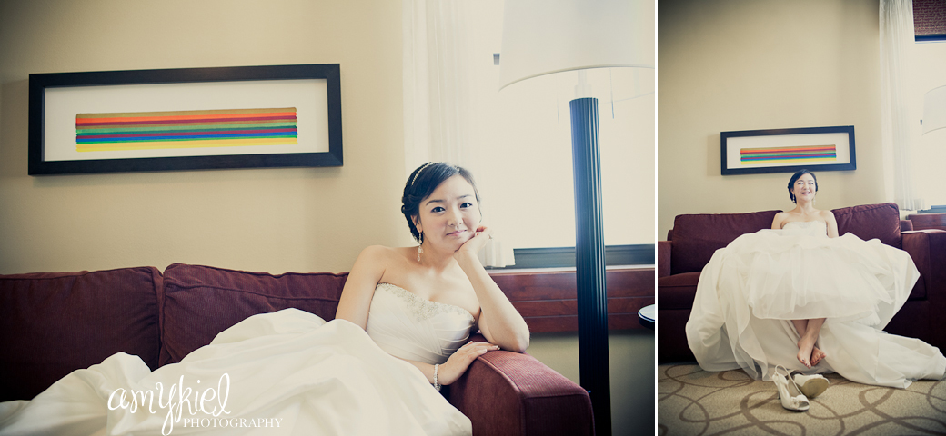 Washington Athletic Club Wedding