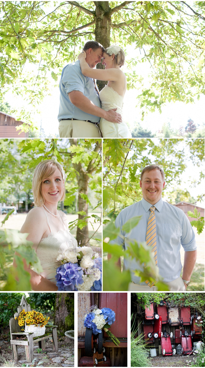 Enumclaw Wedding