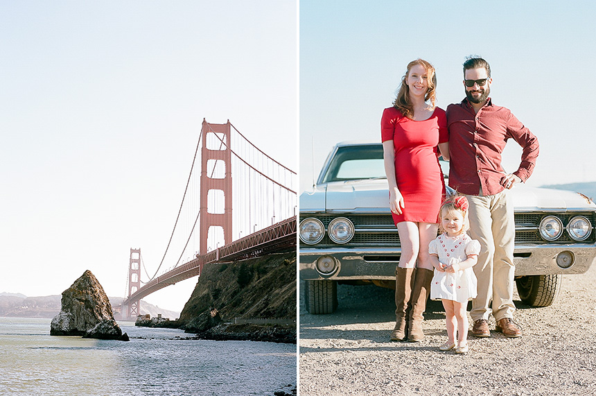 San Francisco Family Portraits