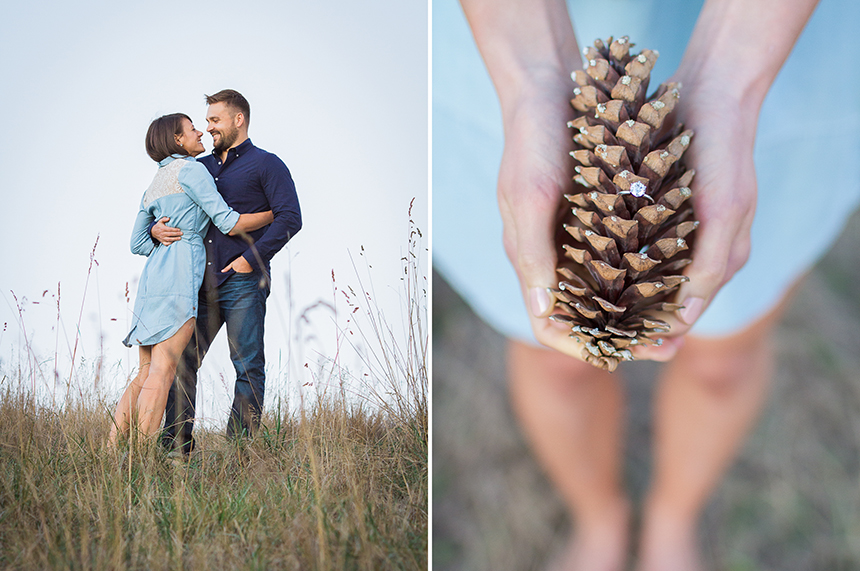 Discovery Park Engagement Session