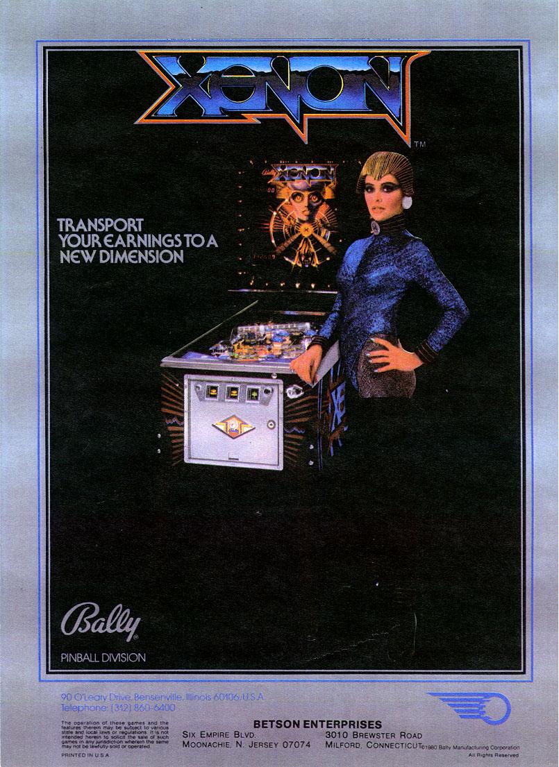 XENON - 1979