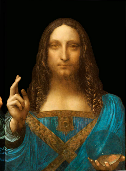 Leonardo's Salvatore Mundi-Why is art so expensive?