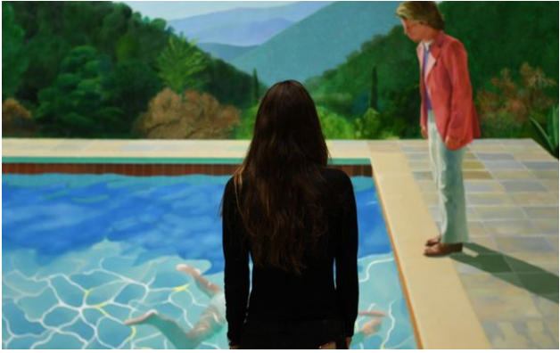 Global Art Market Up 6% in 2018 David Hockney