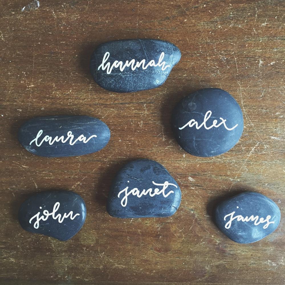 stonecalligraphynames