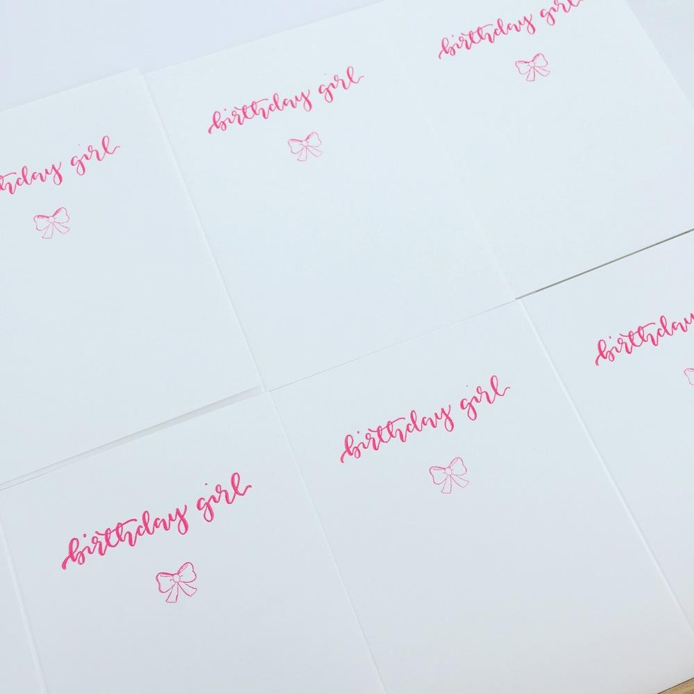 letterpresscards