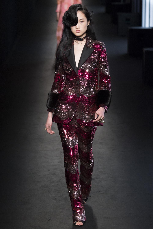 Gucci, Milan                                                 vogue.com