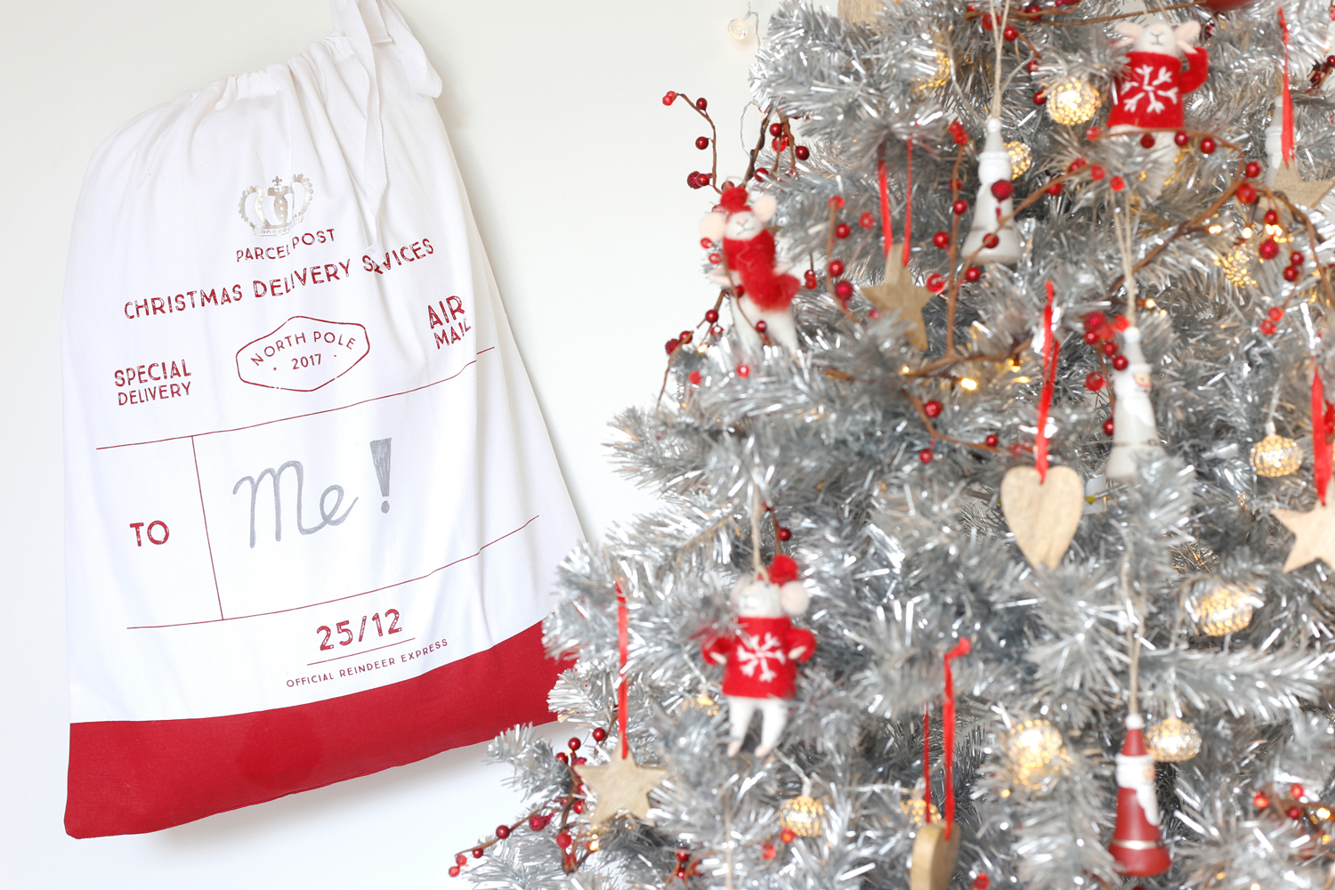 Three ways with the Adairs Christmas collection — Places & Graces